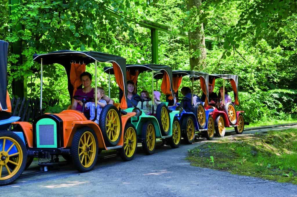 Oldtimer-Freizeitpark