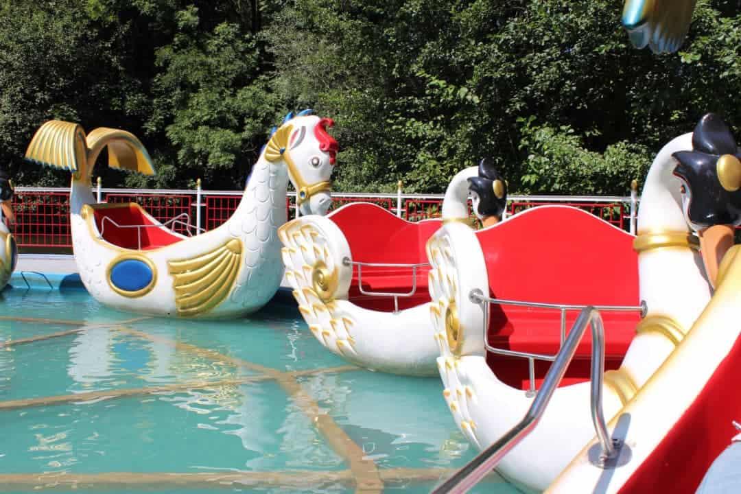 Schwanenkarussell-Freizeitpark