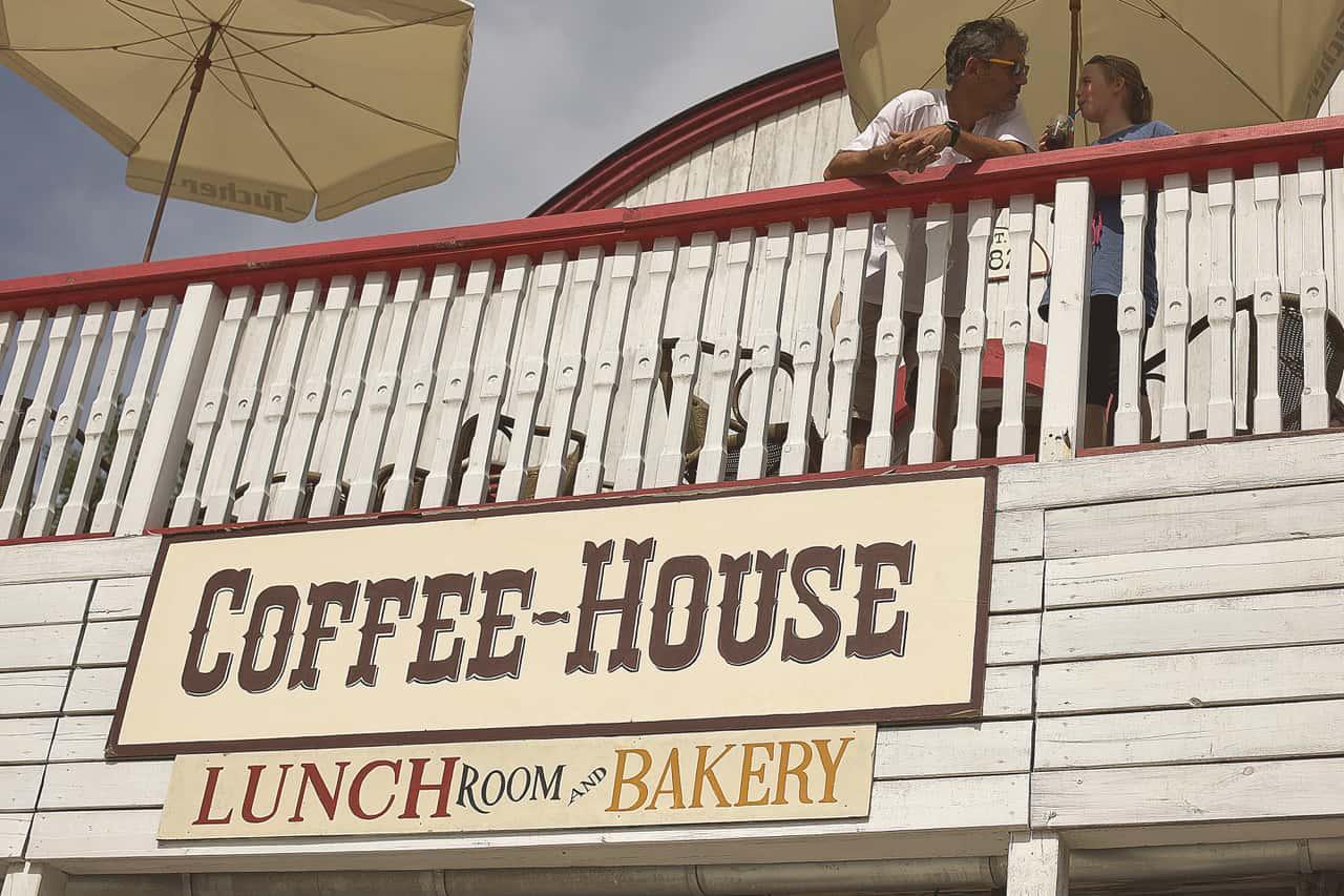 Kaffeehaus Terasse