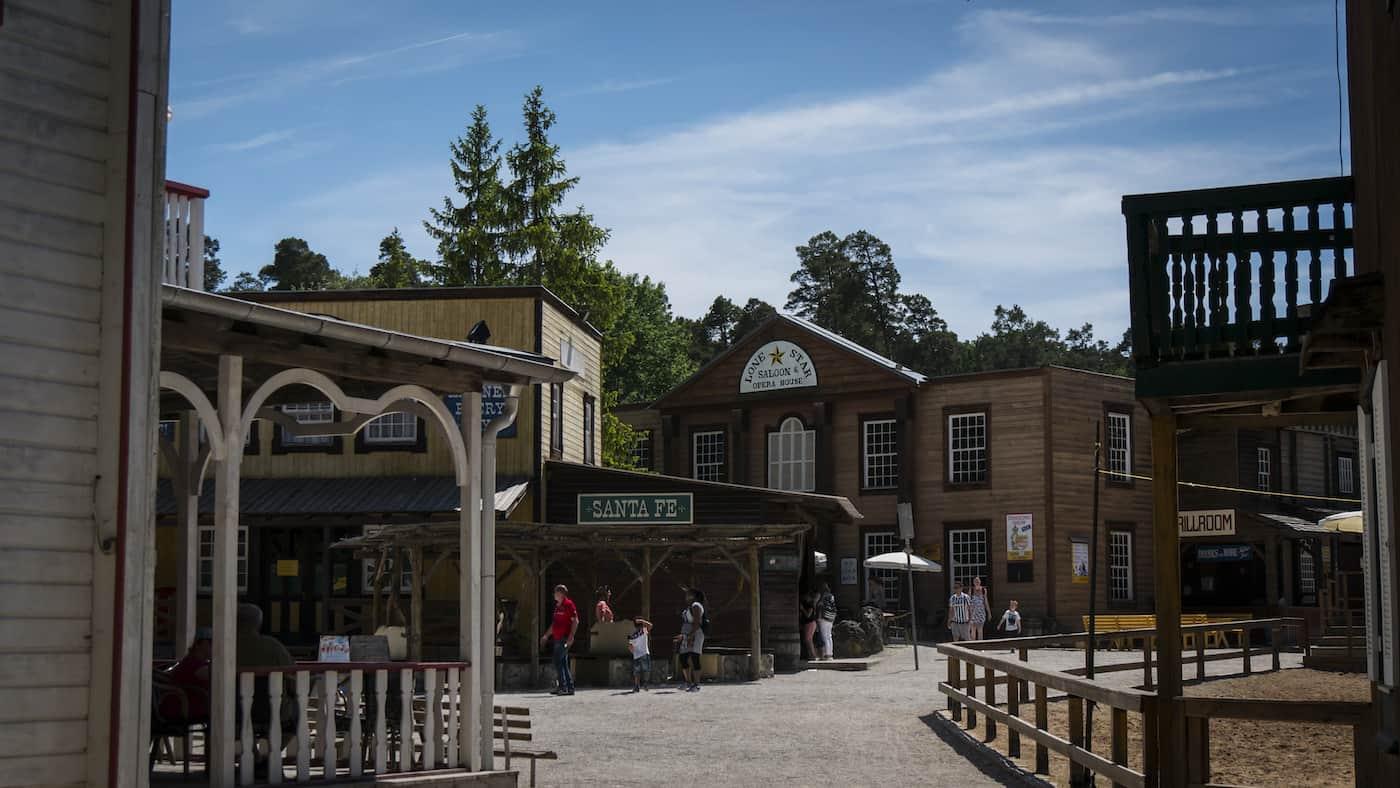 westernstadt erlebnispark bayern