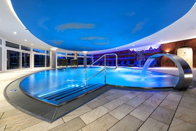 pool im wellnesshotel sponsel regus bei nuernberg